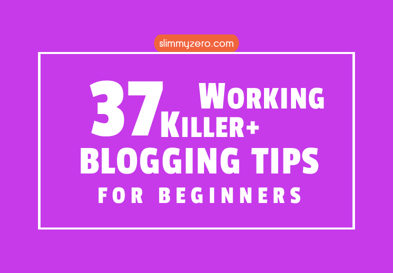 killer blogging tips