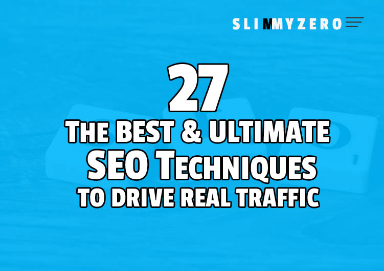 27 Ultimate SEO tips