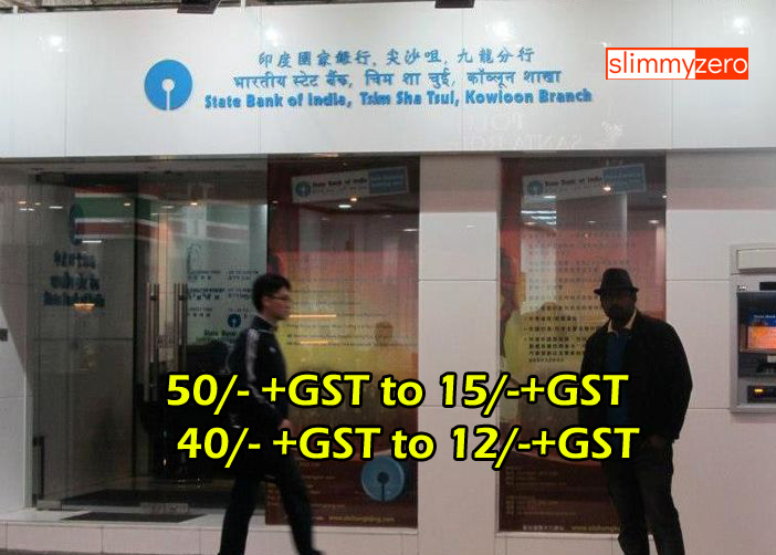 Beautiful News to the customers on SBI Minimum Balance Charges